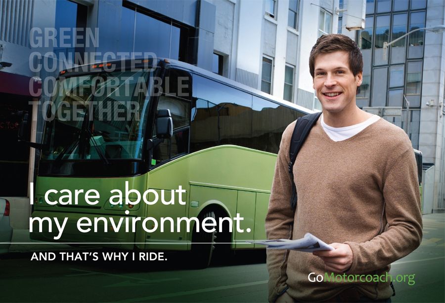 environment friendly coach buses