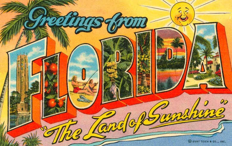 Plan a group trip to florida